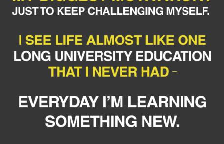 aprende algo nuevo