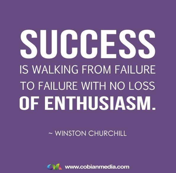 El entusiasmo te llevara al éxito