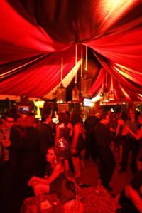 Ambientación Fiesta Fin de Año Caribe Hilton