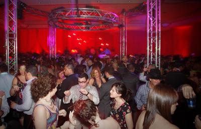 Fiesta de Fin de Año en el Caribe Hilton
