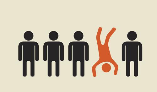 Personalidades innovadoras: visionarios, disidentes y revoltosos